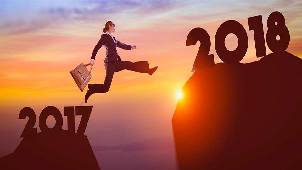 New Year wishes for entrepreneurs and startups