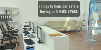 Things to consider before buying an office space