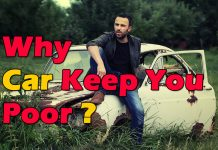 Why Car Keep You Poor