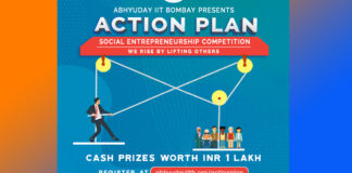 Action Plan- a social entrepreneurship competition IIT Bombay