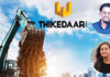 Story of World's First Online Platform for Construction Services - Thikedaar.com