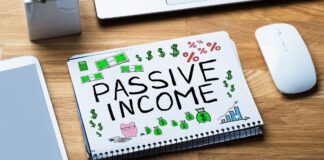 Making an income while being passive